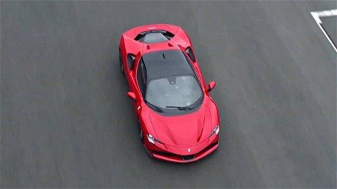 Обзор Феррари V6 F171 2022 года