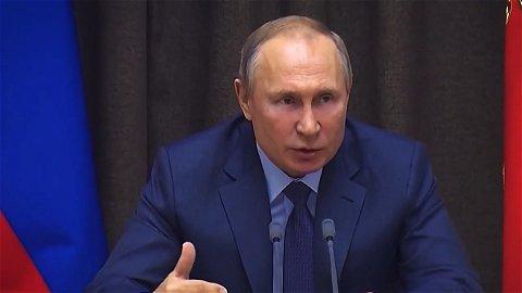 Путин рассказал о Навальном