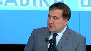 Саакашвили пошёл к правоохранителям