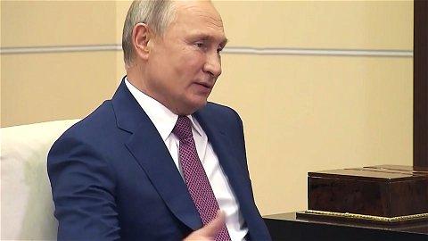 Встреча лидеров России и Америки