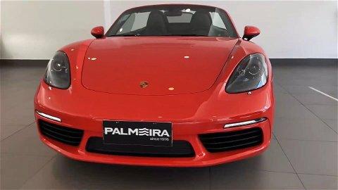 Обзор нового Porsche 718 2025 года