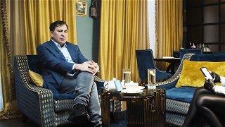Саакашвили о плакатах оппозиции