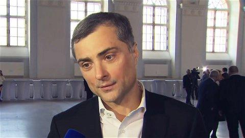 Сурков дал интервью
